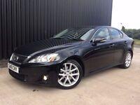 2011 (61) Lexus IS 250 2.5 Advance 4dr LOW Mileage, 2 Keys, Lexus Service History, Finance Available
