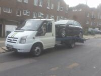Drive very well 03 reg transit recovery new shape face
