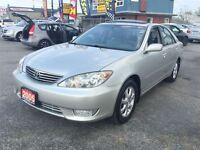 2005 Toyota Camry XLE LEATHER ROOF EXTRA CLEAN City of Toronto Toronto (GTA) Preview
