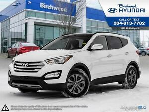 2015 Hyundai Santa Fe Luxury AWD *Leather Sunroof