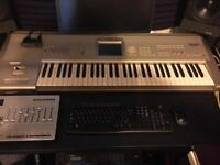 Korg Triton Studio 61 Note with CDR/RW & 96mb ram