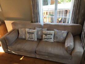 4 seater SCS sofa