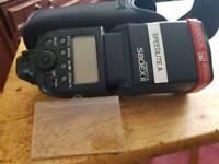 Canon flash 580ex ll