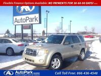 2010 Ford Escape XLT Automatic 2.5L| Roof Racks| Tow Hitch
