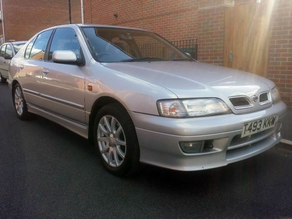 nissan primera 2 0 gt limited edition 5dr very good miles for year sony 10 stack cd mp3 aux