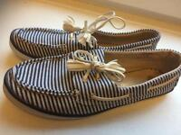 Women's River Island boat shoes