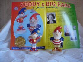 ROYAL DOULTON Noddy & Big Ears Figurines