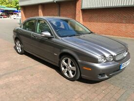 2009 JAGUAR X-TYPE 2.2D SE AUTO **FULL MAIN DEALER SERVICE HISTORY**