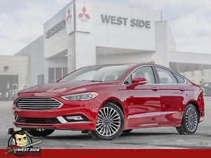 2017 Ford Fusion AWD {LEATHER/NAV/SUNROOF}