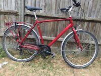 Raleigh Pioneer 2 - Hybrid Bike