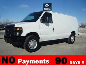 2012 Ford E-250 Commercial Cargo Van *Finance or Lease*