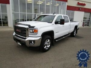 2016 GMC Sierra 3500HD SLE Z71 Crew Cab 4X4 Diesel Long Box 8'