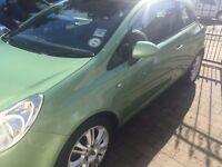 Vauxhall Corsa 1.3CDTi ecoFLEX Design Mint Green