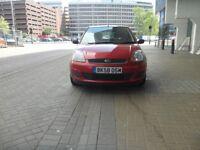 2008 Ford Fiesta 1.25 Style 5dr Hatchback 12 months mot low mileage