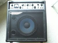 Bass Combo Amplifier - Ashdown ABM EVO 300 - 1 x 10 Speaker
