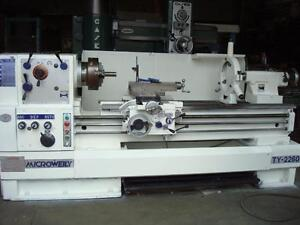 Microweily 26X60 Lathe