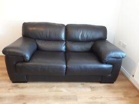 TRUE LEATHER 2 seater sofa