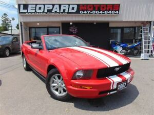 2007 Ford Mustang *Month Special*Auto Convertible,Alloy Wheels*N