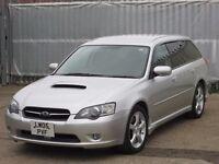 2005 (05 reg), Subaru Legacy 2.0 5dr, 2.0 GT (Turbo Model )