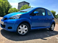 2010 Toyota AYGO 1.0 VVTi Blue 3dr - 2 Lady Keepers from New