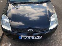Ford Fiesta Zetec, 1.4 Petrol, 3dr, Manual, Black Car for sale!