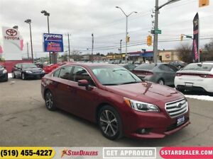 2015 Subaru Legacy 2.5i Limited | NAV | ROOF | LEATHER | ONE OWN