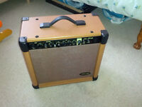 Stagg 40 AA R Acoustic Guitar Amplifier Amp