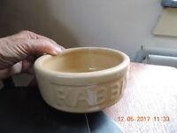 Mason & Cash RABBIT drinking bowl