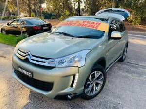2013 Citroen C4 AIRCROSS SUV LOW KS LOGBOOKS 2 Keys Mags Upgrade Sutherland Sutherland Area Preview