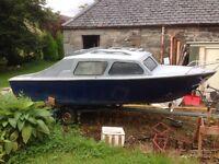 14/15ft boat