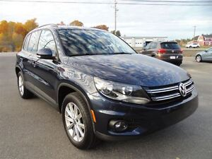2014 Volkswagen Tiguan *Highline*Heated Leather Seats*