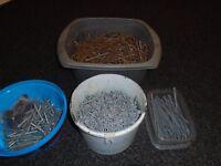 4 lots of nails