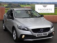 Volvo V40 D2 CROSS COUNTRY SE (silver) 2015-12-30