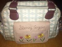 Pink Living - Blooming Gorgeous - changing bag