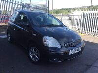 2005 TOYOTA YARIS 1.3 VVTI COLOUR COLLECTION 1 OWNER FROM NEW