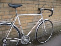 Peugeot Record Du Monde - Large - racer bike - ready to ride - central Oxford