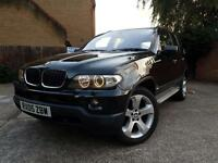 BMW X5 FACELIFT SPORTS AUTO 3.0D EXCELLENT CONDITION