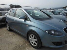 SEAT Altea Stylance TDi 5 Door Hatchback, 1.9 Diesel, Rear Parking Sensors, 110,000 miles