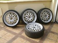 19inch alloy wheels