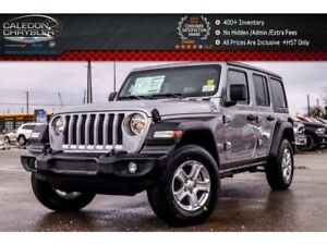 2018 Jeep WRANGLER UNLIMITED New Car JL Sport |4x4|Hard Top|Back