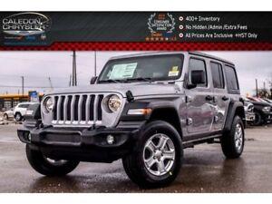 2018 Jeep WRANGLER UNLIMITED New Car JL Sport |4x4|Hard Top|Back