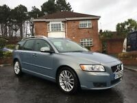 2011 VOLVO V50 SE LUX D2 ** FULL SERVICE HISTORY ** FINANCE AVAILABLE ** ALL MAJOR CARDS ACCEPTED