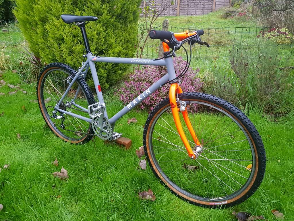 Retro 1990 Marin Eldridge Mountain Bike