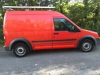 Low mileage high spec van. Hi top LWB with roof rack.