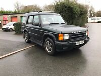 Land Rover Discovery 2.5 Td5, Ltd Edition Adventurer