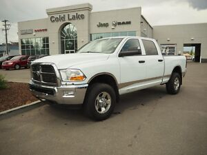 2011 RAM 2500  SXT CREW 4X4, ACCIDENT FREE, ONE OWNER, 5.7L V8