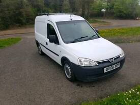 VAUXHALL COMBO 1.3 CDTI 08 2008 PX POSSIBLE