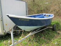 15' GRP Boat / Dinghy