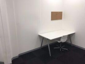 Large deskspace available in Shoreditch E1 (Truman Brewery): 24/7 access with security