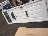 Upvc, composite doors